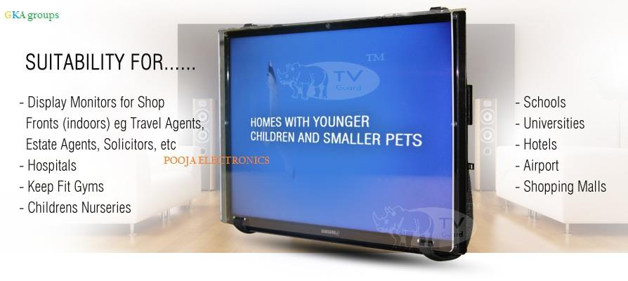 Led Tv Screen Guard In Tamil Nadu-Gujarat-Punjab-Andhra Pradesh-Bihar  RHINO-TV SCREEN GUARD prevents damage, Scratches, fingerprints Reduces UV radiation from your TV Protects your TV 9894166066  RHINO-TV SCREEN GUARD prevents damage, Scratches, fingerprints Reduces UV radiation from your TV Protects your TV  on a stand or mounted on the wall of ceiling Ideal for Families with Children and owners Maintains the sharp and vivid picture quality of your High-definition TV Rhino 100% Clear Proprietary optical-grade material optimised to maintain HDTV picture quality and ensures superior protection.. Unbreakable Heavy Duty! Advanced technology used to manufacture the transparent shield ensures not only 100% clear but is also virtually unbreakable.  Invisible Rhino TV screen protector with its elegant proprietary design and unmatched optical clarity stands virtually invisible after installation. Elegant Rhino is the best way to keep the look of your TV and have it protected. With its elegant appearance Rhino TV screen protector will not take away from the look of you gorgeous flat-screen TV. Precise Fit Sized to fit your TV. No covering of speakers and complete elegant appearance Guaranteed! UV Protection Rhino  is the TV screen protector that not only prevents damage but also filters out between 96% and 99% of the potentially harmful ultraviolet (UV) waves emitted by the TV screen Screen Ventilation Last but not least: Rhino TV screen protectors are designed to allow the screen to be cooled by natural air flow. This is in contrast with other TV screen protectors that can cause substantial screen overheating and TV damage.Led Tv Screen Guard In Tamil Nadu-Gujarat-Punjab-Andhra Pradesh-Bihar