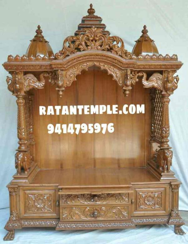 if any one won't any temple then open Raman carving art temple we have made that such a positive temple