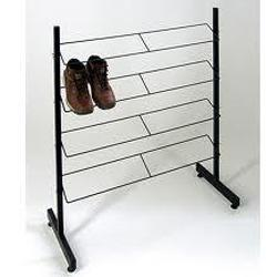 Footwear Storage Rack And Footwear Display Stand                                       We Are The Best Quality And Leading Manufacturer Of Footwear Storage Rack And Footwear Display Stand In Coimbatore, Best Quality Supplier Of Footwear Storage Racks In Coimbatore.