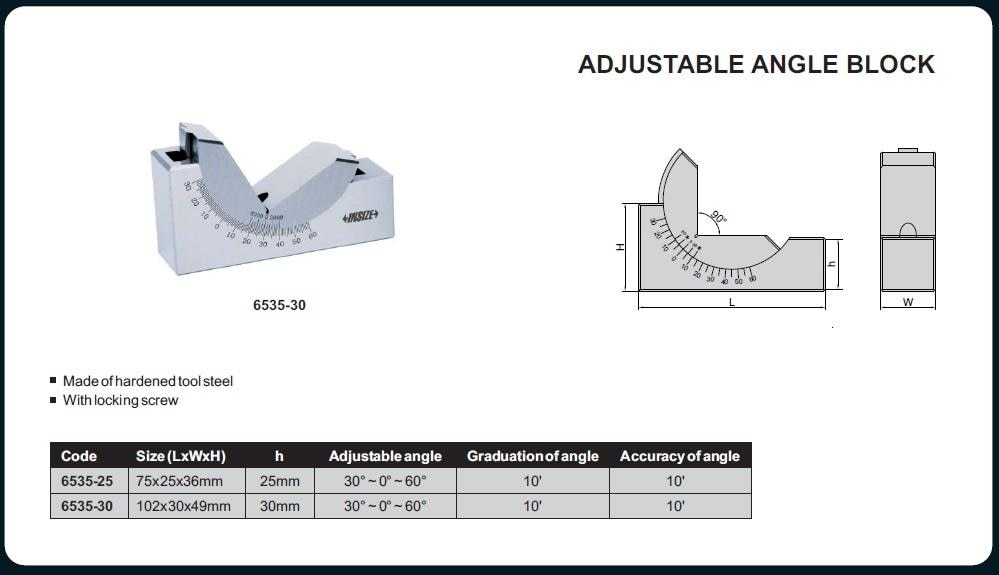 Adjustable Angle Block Code No: 6535-25 For Price & Purchase  http://qualityneeds.in/adjustable-angle-block/p532