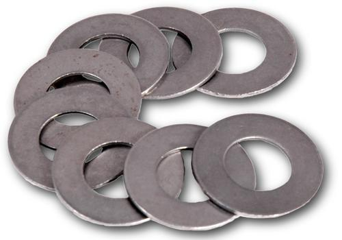 Washers We are the leading manufacturer and supplier of quality Washers in the market. Developed using quality approved factor inputs, our Washers are admired for corrosion resistance, durable finish and long service life. These products ar - by Swan Industries, Pune