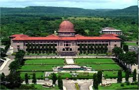 National Defence Academy , best known as NDA , is the academy that makes the guardians of our nation. NDA was established in 1949, at Khadakwasla near Pune is a premier Joint Services Training Institution. Keeping the safey of the people of the country and their security is the aim of the academy.The National Defence Academy is one of the foremost training institutes in India. Students from all over the country are trained together for three strong defence wings-Army, Navy & Airforce. In the past years NDA has given the best of the defence officers to the country including service chiefs. Hard work of the students and their determination to work for the country has made the academy reach top along with the time. The philosophy of the Academy is what keeps the spirit of the institute alive forever.