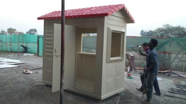 Aakar Creator & Fiber Works are Best FRP Security Cabin Manufacturers in Pune.