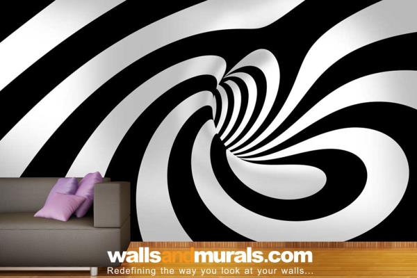 This 3D Wallpaper for Walls gives modern home décor complete transformation when installed. Designs like this have received very good feedback from the customers. This 3d Wallpaper from our Online Wallpaper Store is suitable for large lobby - by Walls and Murals, New York
