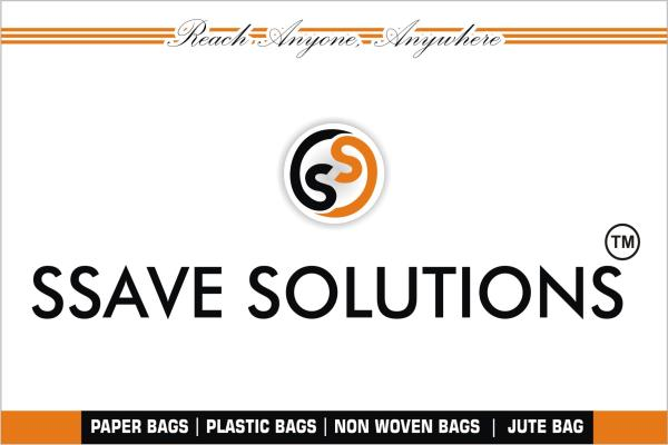 SSAVE SOLUTIONS provided exclusive designs for their customers. Having the total infrastructure starting for picking up the order..producing the designs..printing the right thickness & colors to the dispatch of the stock, We take utmost interest in finishing the job by the quality checks at every point of the job.