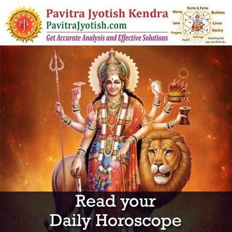 Read Your Daily Horoscope  Get the blessings of Maa Durga who embraces power and strength. Read your daily horoscope here..  http://astrologyhoroscopeindia.com/pages/Daily-Horoscope/5797230a9ec66814c0f44617  #DailyHoroscope #DailyPrediction - by Astrology Horoscope India Center - Online Astrology Services, South Delhi