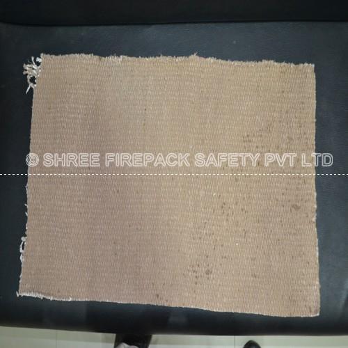 vermiculite coated fiberglass cloth is excellent fabric for high temperature heat shock, Vermekulit Kaplı Silika Kumaşlar, Cam Elyaf Vermekulit Kaplı.
