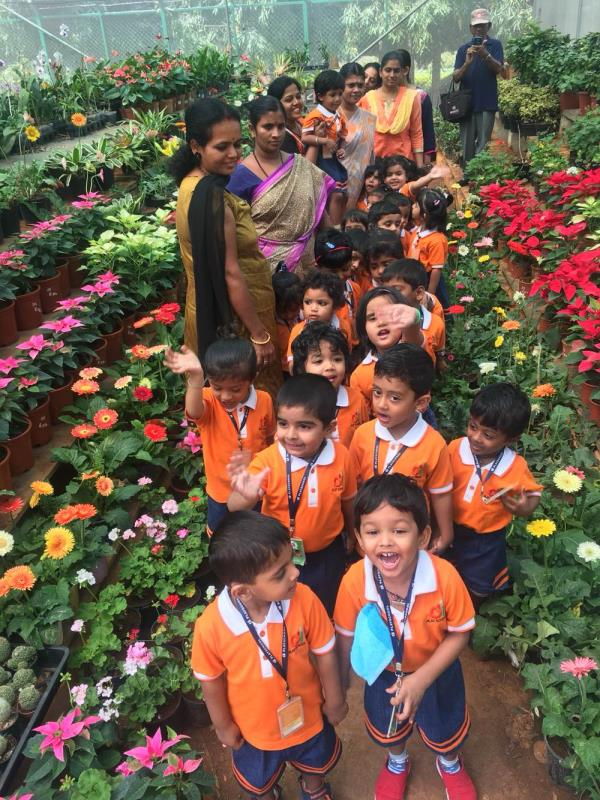Field trip to Nursery for our little Oitians - by Oi Play School, Bengaluru