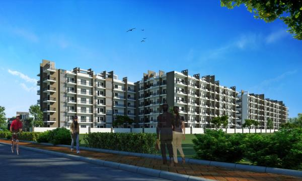 flats with OC & amp; CC in Sarjapur Road Bangalore
