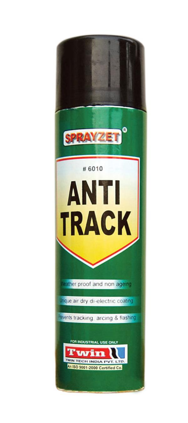 We are manufacturing company of Industrial Maintenance Aerosols, Aerosol Spray, Industrial Aerosol in Ghaziabad India.  for more details you can visit www.twinindia.com or contact us on +91 9310052700   #6010 ANTI –TRACK: Unique air-dry, di - by Twin Tech India Pvt Ltd @ 9310052700, Ghaziabad