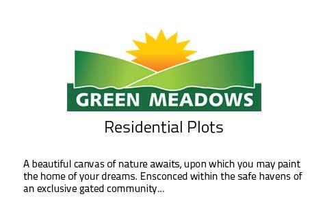 BMRDA Approved sites in Bangalore  With the purchase of a plot you get complementary 10 year membership to the prestigious 'The Pride Club', so that you and your family can enjoy a host of facilities and exciting adventure activities.  http - by Green Meadows, Bangalore