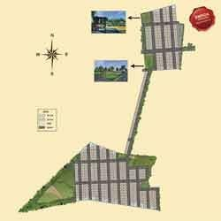 30 x 40 sites for sale on Bannerghatta Road  Exclusive residential plotted development offering you beautifully landscaped 30' x 40' plots with spectacular adventure and outdoor amenities. With the purchase of a plot you get complimentary 1 - by Green Meadows, Bangalore