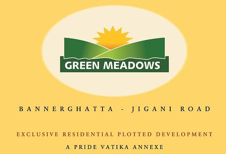 Residential sites for sale near Jigani  A beautiful canvas of nature awaits, upon which you may paint the home of your dreams. Ensconced within the safe havens of an exclusive gated community.  http://www.pridegroup.net/green-meadows/ - by Green Meadows, Bangalore
