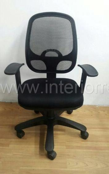 Workstation chair in gurgaon  Durable workstation chair with one year warranty.