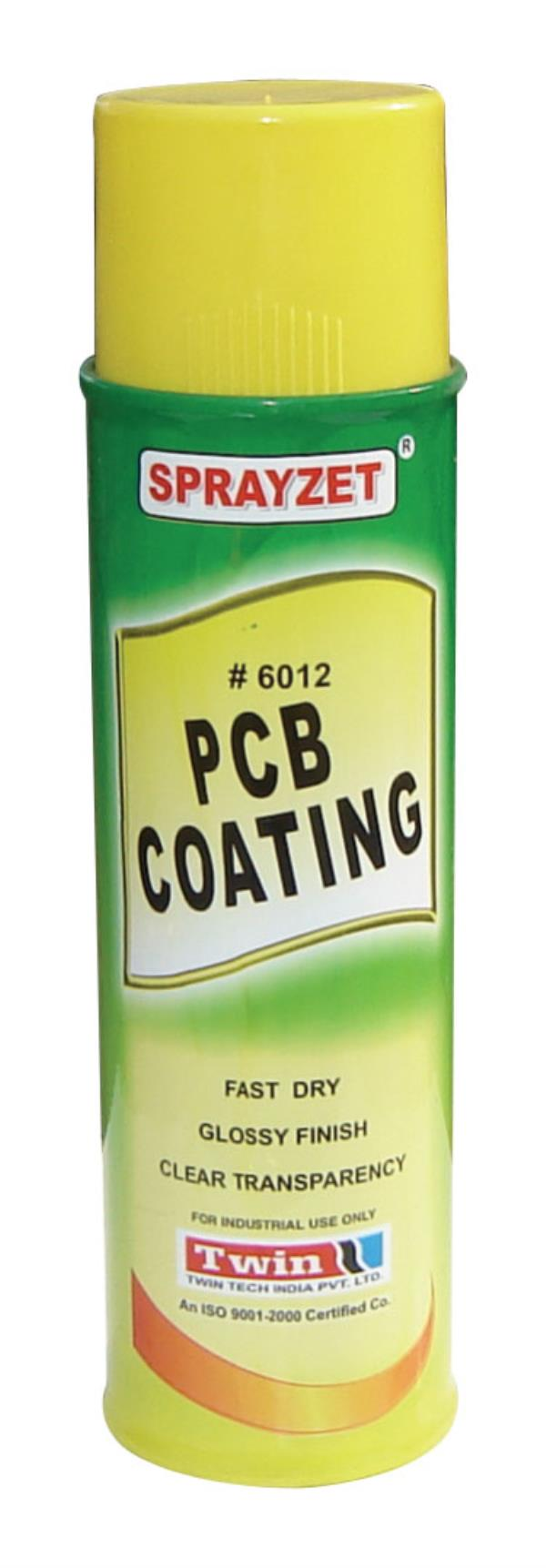 We are manufacturing company of Industrial Maintenance Aerosols, Aerosol Spray, Industrial Aerosol in Ghaziabad India.  for more details you can visit www.twinindia.com or contact us on +91 9310052700   #6012 PCB COATING: Single component a - by Twin Tech India Pvt Ltd @ 9310052700, Ghaziabad