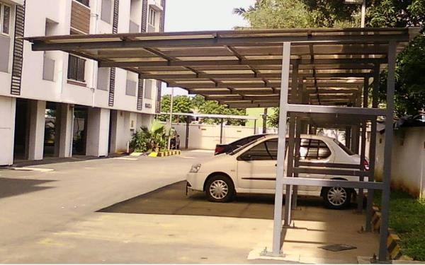 Car Park Roofing Jupiter Roofing Technology are the roof makers and highly qualified roofing contractors to build a car park shed for residential and commercial building. We use vareity of roofing materials such as polycarbonate sheet, metal sheet etc. Our workmanship and the  timely delivery of the works in most competitve pricing speaks of the works entrusted to us. Please feel free to contact us jupiterroofing@gmail.com or call us @ 9444413417 and we will be glad to assist you.