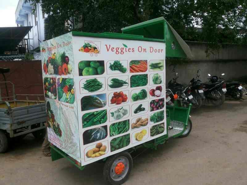 Battery operated E-Rickshaw available in Vadodara Gujarat  . Contact no.9426553884 off  2265799   - by Siddharth Agency, Vadodara