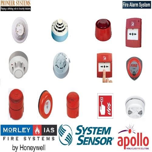Apollo Fire Alarm Pioneer Systems Security Systems