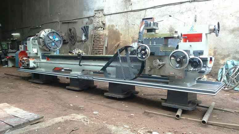 16 Feet Extra Heavy Duty Lathe Machine