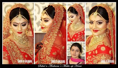 Sukul n Archana are the best freelancer makeup artist in East Delhi  Look your Best on perhaps the most important day of your life. Sukuls Bridal Makeup encompasses the true spirit of marriage. From Subtle undertones to bold eyes, Makeup artist Sukul understands what the bride wants on her special day and customizes the makeup so that her every bride looks a class apart.  Visit my official website at www.makeuphouse.co.in  Check my facebook page at sukuldevsmakeuphouse CALL:  9999679565