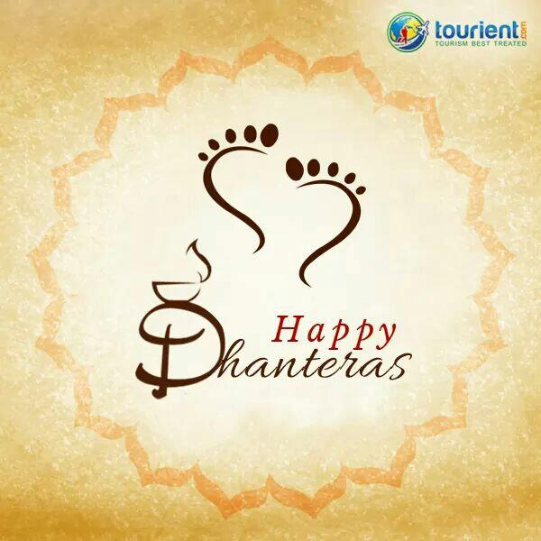 May this Dhanteras endow on you opulence and prosperity. Wishing everyone Happy #Dhanteras  Tourient Travel Services - Book any kind of holiday package, customised tour, Hotel Booking from any city   website : www.tourient.com