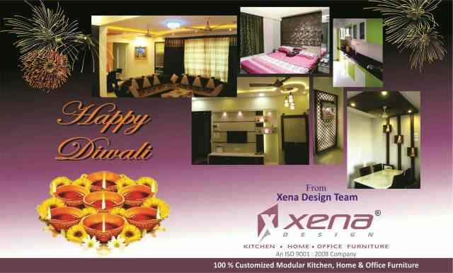 Wishing all Customers, Friends and Wellwishers a very Happy Diwali and Prosperous New Year . 100% # Customised # Furniture from Xena Design
