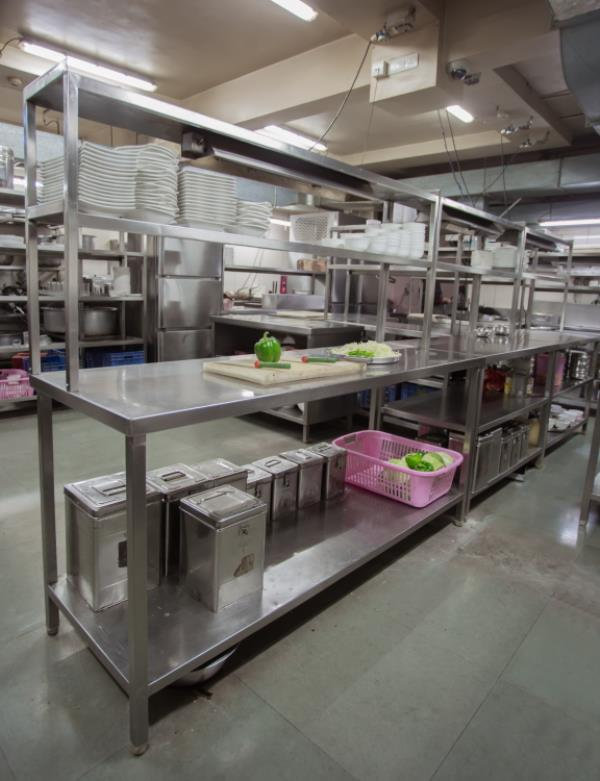 Manufacturer Of Hotel Kitchen Equipment's In Mumbai  Hotel Kitchen Equipment's Radhakrishna Hospitality is engaged in manufacturing & supplying an exclusive range of Hotel Kitchen Equipment's that are fully manufactured by using Pure SS material by understanding the requirement of client's. Offered equipment is manufactured under the guidance of technical person. Additionally, our experienced quality controllers keep an eye on the entire range at every stage of production to ensure its overall quality