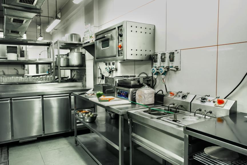 Manufacturer Of Cooking Kitchen Equipment In Mumbai  We are Leading manufacture and supplier of a Complete Range of Commerical Kitchen Equipment according to the need of Our clients . Our Equipment's are used in Canteen Kitchens, Cafeteria, Restaurant Kitchens, School Kitchen, Central Kitchen & many other places.