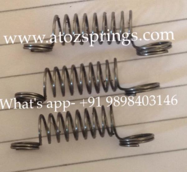 Conical compression spring manufacturers and exporter in India.  Deliver all springs at overseas even in a small quantity.   Best spring manufacturers in India.  Best spring manufacturers in Gujarat.   Best spring manufacturers in Vadodara.    www.atozsprings.com