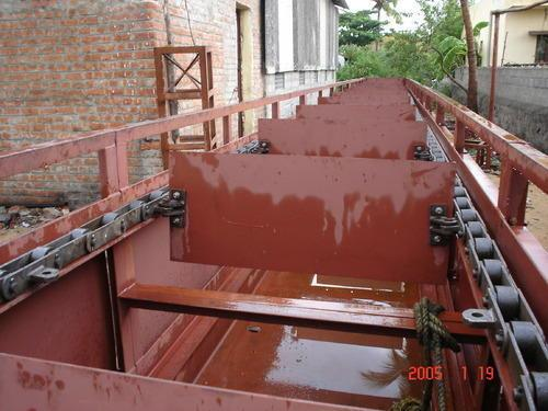 Redler Conveyor  We are a leading name in manufacturing supplying best quality Redler Conveyor. These are available as per buyer requirements at affordable prices. We are looking for inquiries mainly from South India. - by Omega Equipment and Projects, Chennai