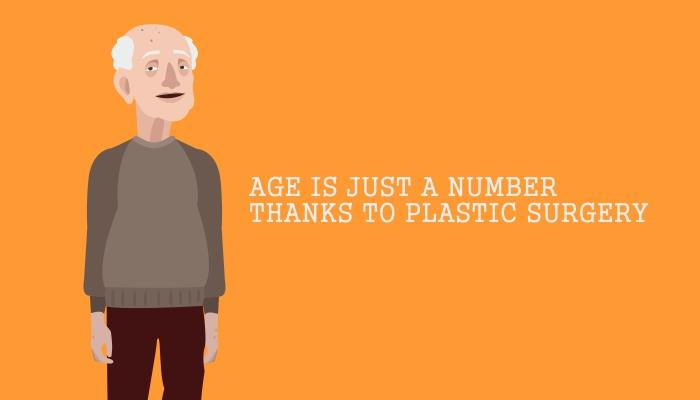 Age Just a Number Thanks to Plastic Surgery  #PlasticSurgery #Age #Look #HairTransplant #Liposuction #HairLoss #Blog #RadianceCosmedicCentre - by Radiance Cosmedic Centre, Delhi