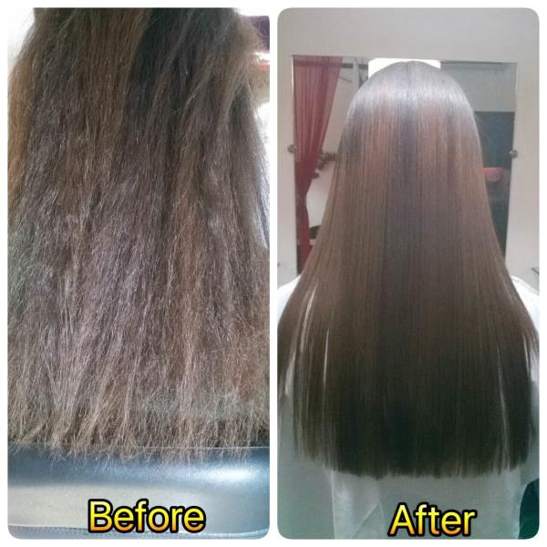 Best Salon and Spa in Goa 🌴 For Smoothening and Keratin treatments 👍🏼👍🏼👍🏼 And now in Manipal Udupi too 😍