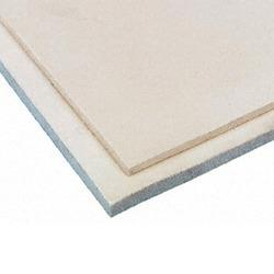 White Silicone Sponge Sheet  Understanding the requirements of medical, pharmaceutical and food processing industries, we are engaged in offering White Silicone Sponge Sheet. Offered sheets are made from gum based polydimethylsiloxane (PMDS). Owing to which these sheets have superior mechanical properties and have a complete closed cell structure.  Key Benefits of Closed Cell Silicone Sponge   Wide operating temperature - silicone sponge has a temperature range of -73° C to 260° C Water sealing – the closed cell structure allows for good water sealing with relatively low compressive forces Compression set resistance – silicone offers excellent compression set resistance (ability to rebound to original thickness), especially at higher temperatures, compared to most rubber material UV and ozone resistance – silicone products have excellent UV and ozone resistance due in part to their inorganic backbone. This provides long term performance Rugged – when silicone is required, silicone sponge parts are more durable than some other products openly available Outdoor casketing – considering all the above benefits, silicone sponge is a good material choice for outdoor environments, from the arctic to the desert   Other details:   Uses of silicone sponge are cushioning and sealing Available in 1 meter widths and can be bought in a 10 meter roll or cut to varying lengths of full 1 meter Colors include white, red oxide and black Come in a range of thicknesses between 1.5 mm and 30 mm and also varying densities   Specifications: On request from Buyer / Customer