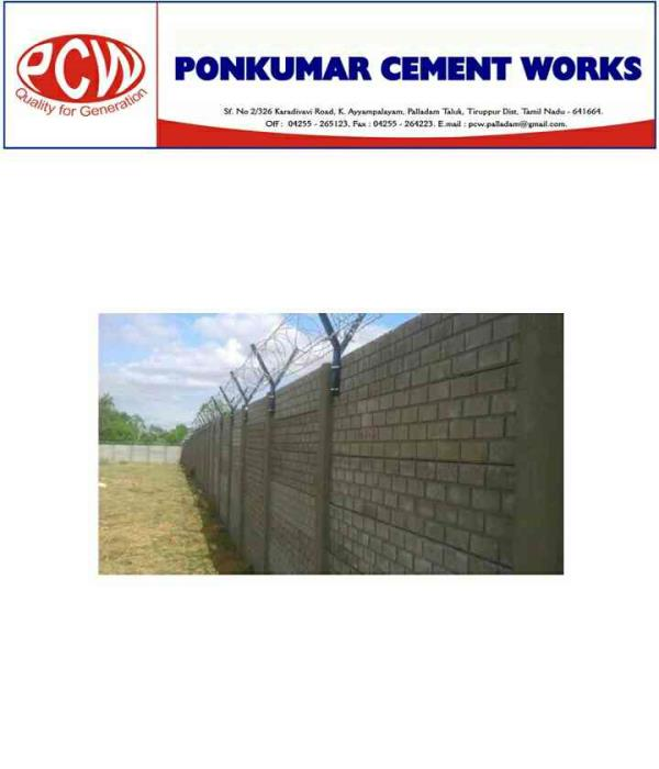 Make a wall cheapest and quickly. Call us for immediate Quatation. Mobile: 9095488666, 9095481666. #ReadymadeWalls #PrecastWalls #PrecastBoundaryWalls #ReadymadeCompoundWalls.