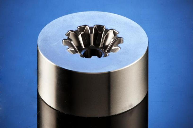 Bevel Gear Die Cold forging Die with Highly Good surface finish . We can supply these dies in Din Std 4