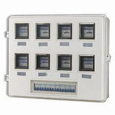 GRP , FRP Meter Boxes,   Protection class such as: IP 42 , IP 54, IP 55, IP 65, IP 66.  Maintenance Free, corrosion resistant, All weather proof, lighter in weight, easy to handle,  For product enquiries, please mail us at sales@amerigoexpo - by Amerigo Exports Pvt Ltd, Ahmedabad