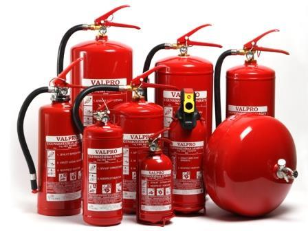 Manufacturer of Fire Extinguishers in Mumbai   Carbon dioxide Type - ABC Fire Extinguishe HFC 227ea Gas Based Poratbles Dry Chemical Powder Water Type / Foam Type.  - by Fire Alarm & Audio Systems, Mumbai