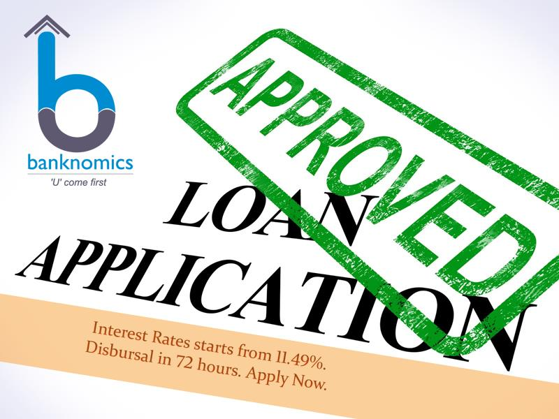 Best Ever Personal loan. Flexible payment terms. No early payout. Loan for any purpose. No Worries, Salary > 30K. Interest Rates starts from 11.49%. Disbursal in 72 hours. Apply Now: http://www.banknomics.com/personal-loan - by Banknomics.com @ 9818619968, South Delhi