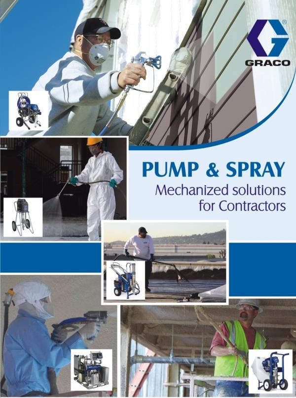 Airless Spray Machine  We are one of the largest distributor for Graco Airless Pumps in India,  For sales, service & spares - by Alpha Marketing @ Graco, New Delhi
