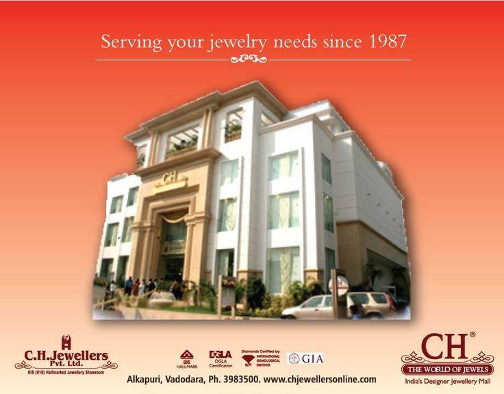 Platinum Jewellery  C.H.Jewellers offers a wide range of Platinum Jewelley at their Showroom, based at Alkapuri, Vadodara, Gujarat.  C.H.Jewellers offers a wide range of Platinum Jewelley at their Showroom, based at Vadodara, Gujarat, India.