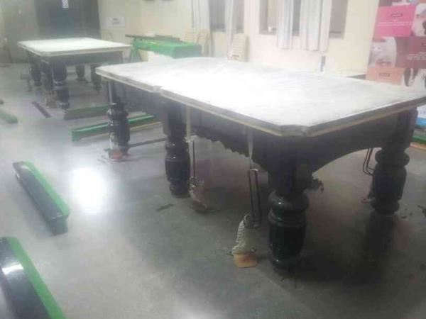 We Do Pool Table Shifting Work And Pool Table Cloth Replacement.we Supply  Old Snooker