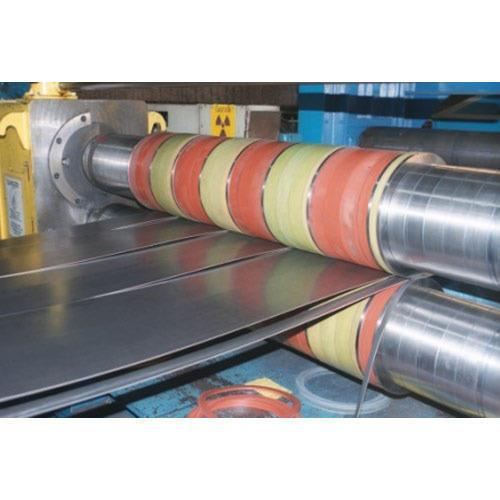 Slitting Line We offer a comprehensive series of Slitting Line. These products are made employing the advanced technology and premium quality material, procured from top merchants of the industry.