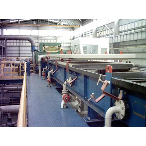 Semi Continuous Pickling Lines  Features:   Sturdy structure Sturdy construction High performance Long working life