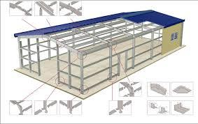 Prefabricated building manufacturer in hyderabd A prefabricated building, informally a prefab, is a building that is manufactured and constructed using prefabrication. It consists of factory-made components or units that are transported and - by MVS Engineering 9160022955 /9959982115, Hyderabad