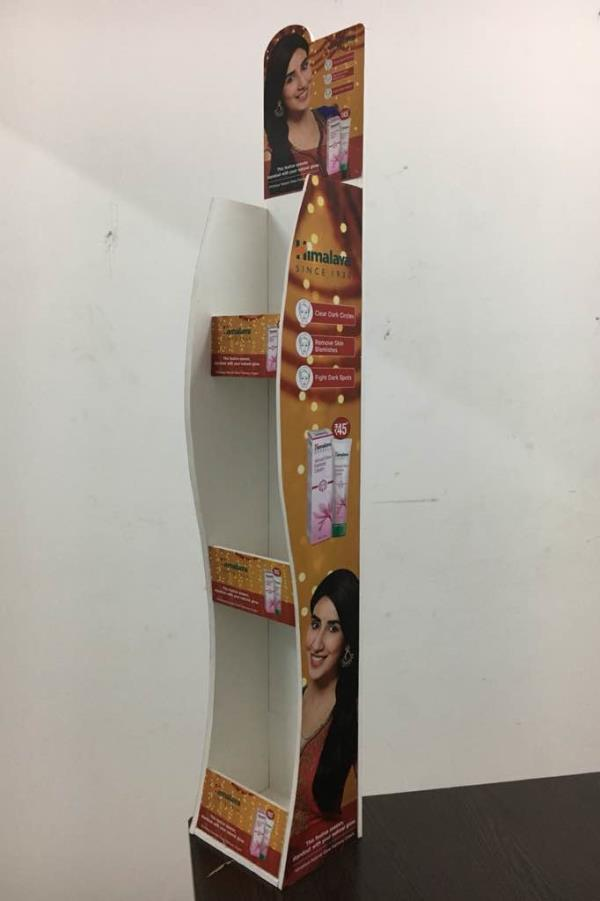 Modern Trade Branding Parasite Display Unit We undertake manufacturing of several modern trade branding elements such as end cap branding ladder rack branding floor stack units parasite display unit etc Do get in touch with us at 9916 600 5 - by ARROW DIGIPRINTS, Bangalore Urban