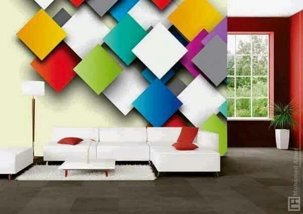 3d Coustmize wallpaper