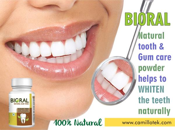 Natural Herbal Tooth Powd