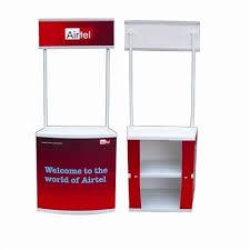 Promo Table/Promotional Table Display branding products add an instant boost to your outdoor marketing activities. By default it provides your product/service that instant connect with your consumer. Get in touch with us to better understan - by ARROW DIGIPRINTS, Bangalore Urban