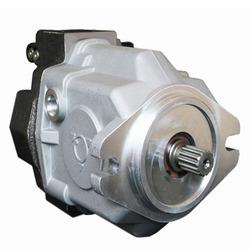 Axial Piston Pump  We are counted amongst the top companies involved in offering a wide range of Axial Piston Pump. We offer these with various pistons in a circular array within a cylinder block. These are widely used and are highly reckoned among our clients due to their fine quality and high efficiency. Moreover, these can be availed at market leading prices.   Features:   Cost effective Sturdy construction Highly durable