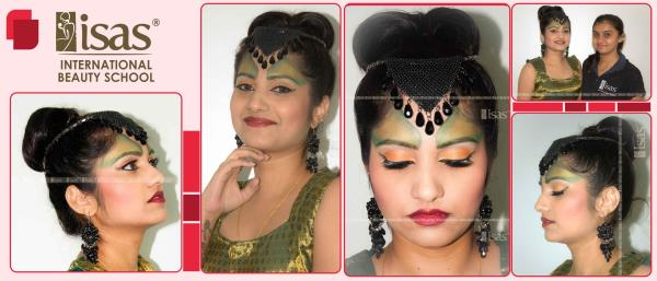 ISAS Student Photoshoot Hair Styling & Makeup Done by ISAS Students Pune !  Enroll Today !  Only @ ISAS, International Beauty School !  Certificate & Diploma Courses: #Creative_Hair_Designing #Advanced_Beauty_& _ #SpaTherapy #Personal_Grooming #Professional_Makeup #NailExtension_& #Nail_Art #Diet_& #_Nutrition  1st Floor, Zodiac Plaza, Near Nabard Flat, H.L. Comm. College  Road, Navrangpura Ahmedabad - 9 Ph. +91 99098 40007, +91 8469255255, 26300007 www.isasbeautyschool.com   Makeup: Prosthetic Makeup in Ahmedabad, 3d Makeup in Ahmedabad, Advanced Make Up Courses in Ahmedabad, Bridal Make Up Course in Ahmedabad, Courses In Make Up in Ahmedabad, Hair & Make Up Courses In India in Ahmedabad,  Makeup Courses in India, International Beauty School in Ahmedabad, make Up Classes in Ahmedabad,  Makeup Courses in Ahmedabad, Makeup Artist Courses in Ahmedabad, Makeup Artistry Courses in Ahmedabad, Makeup Course in Ahmedabad    Hair: Hair Dressing Courses in Ahmedabad, Courses in Hair in Ahmedabad, Hair Courses in India in Ahmedabad, Hair  Courses in India, Hair Courses in Ahmedabad, Hair Cutting Classes in Ahmedabad, Hair Classes in Ahmedabad,  Hair Courses in Ahmedabad, Part Time Make Up Courses in Ahmedabad, Personal Make Up Courses in Ahmedabad, Professional Make  Up Course in Ahmedabad,    Massage: Indian Head Massage in Ahmedabad, Foot Reflexology in Ahmedabad, Ayurvedic  Massages in Ahmedabad, Aroma Therapy Courses in Ahmedabad,   Beauty: Cidesco Courses in Ahmedabad, Cidesco Qualifications in Ahmedabad, Cidesco Course in Ahmedabad, Best Cidesco  School in Ahmedabad, Cidesco Center in Ahmedabad, Vtct Center in Ahmedabad, Vtct School, Vtct Course in Ahmedabad, Spa Courses in Ahmedabad, The Academy Of Make Up and Beauty in Ahmedabad, the Beauty Academy in Ahmedabad, Salon Management Course in Ahmedabad, Spa Management Course in Ahmedabad, Cidesco Beauty  Therapy Course in Ahmedabad, Salon Spa Management Course in Ahmedabad, Personality Development Course in Ahmedabad, Per